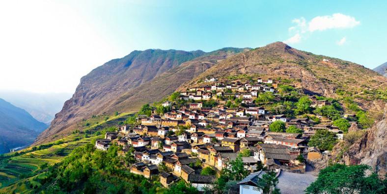 Le Village en Pierre de Baoshan