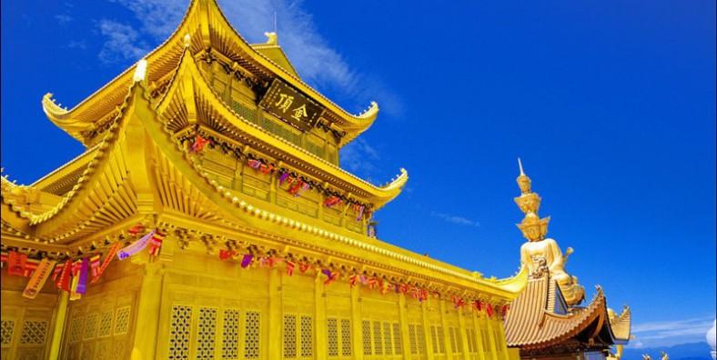 9 Jours de Voyager au » territoire fertile» de Sichuan