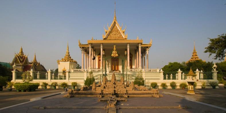 19 Jours de tour de Cambodge, Laos et Yunnan