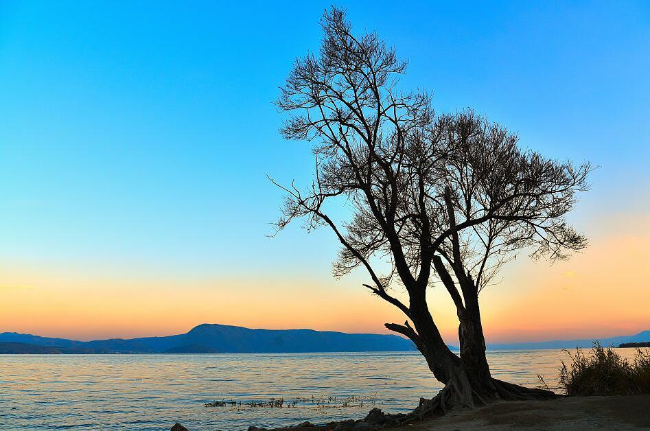 Parc de Haishe du Lac Erhai à Dali