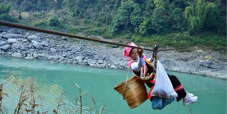 12 Jours d'Aventures Vallée de Nujiang