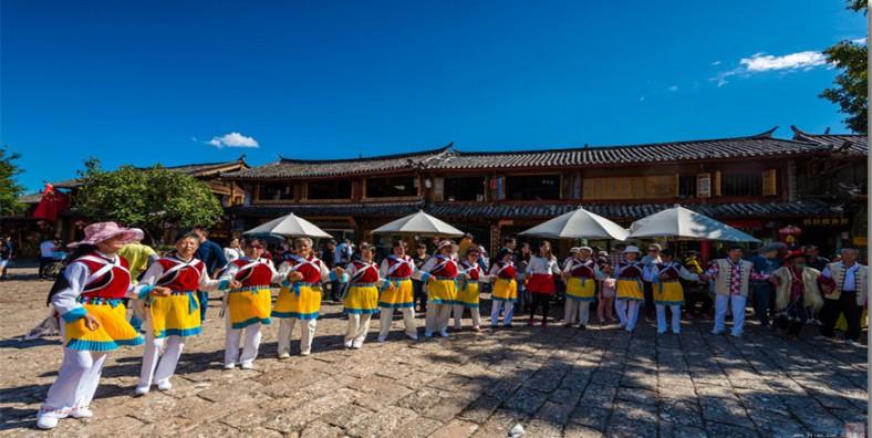 6 Jours voyage en groupe à Kunming – Dali – Lijiang -Shangri-La